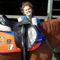 pony games: Sole Gastini e Star Lady
