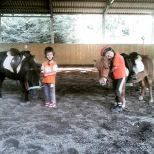 equitazione per i piccoli