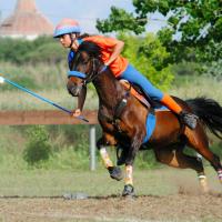 pony games: Giulia Lecce e Pretty