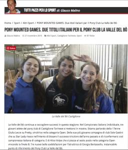 la-voce-27-novembre-2015-ponygames-lavalledelbo