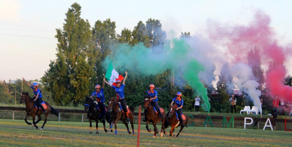 Pony Mounted Games: Campioni d'Italia